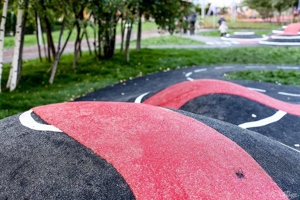 Фото дня: Парк «Буратино» в Ново-Переделкине. Изображение № 3.