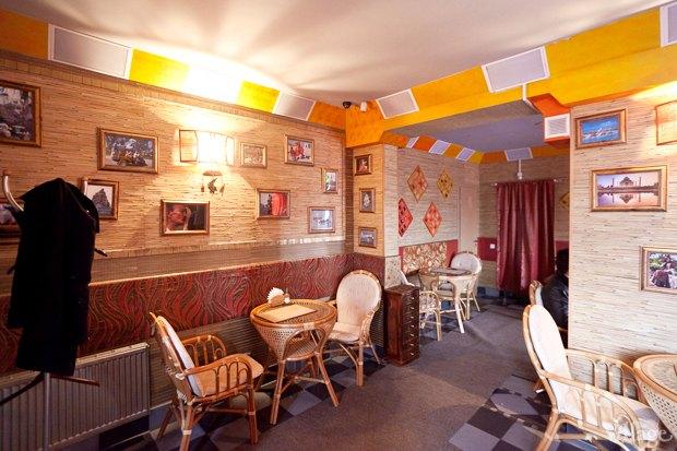 Все свои: Индийское кафе в районе Купчино. Изображение № 3.