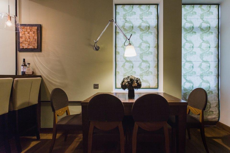 Квартира с декоративным камином для семьи сноворождённым . Изображение № 8.