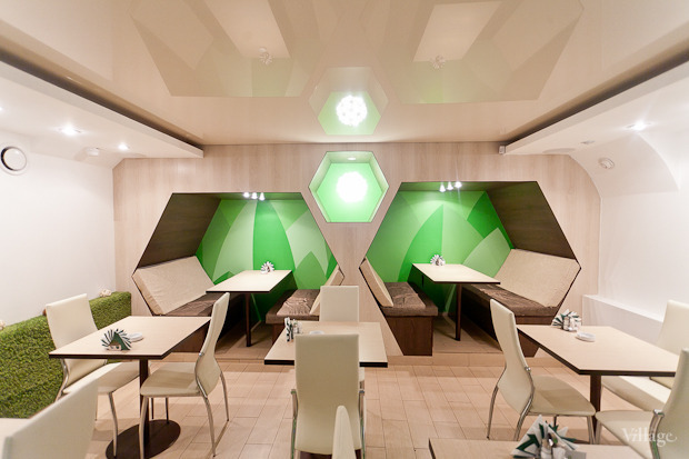 Сеть кафе с Bubble Tea открылась в Петербурге. Изображение № 4.