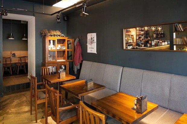 6 кафе, баров иресторанов, открывшихся всентябре. Изображение № 3.