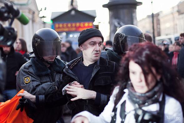 Copwatch (Петербург): Действия полиции на митинге «Стратегии-31». Изображение № 12.