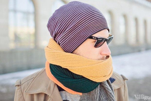Внешний вид (Петербург): Егор Крецан, шеф-редактор сайта футбольного клуба. Изображение № 6.