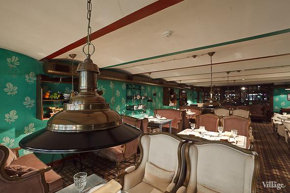Новое место (Петербург): Ресторан «Склад 5». Изображение № 22.