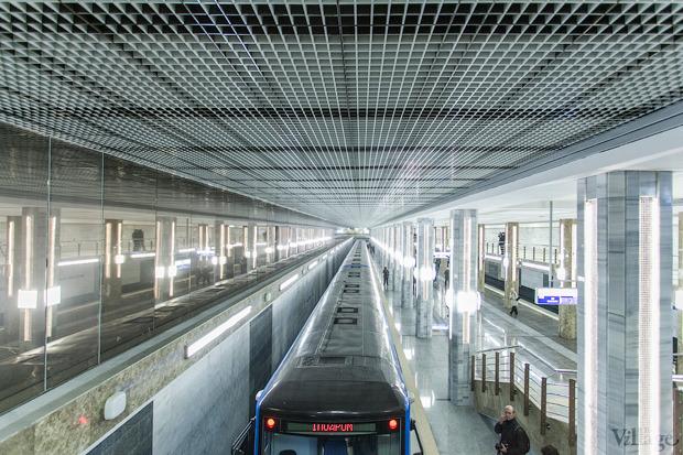 Фоторепортаж: В Киеве открыли новую станцию метро. Зображення № 17.