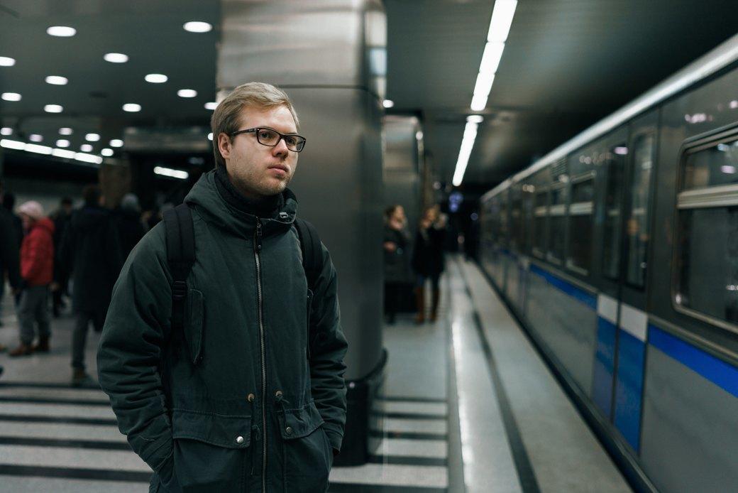 Как я провёл целый день в метро. Изображение № 3.