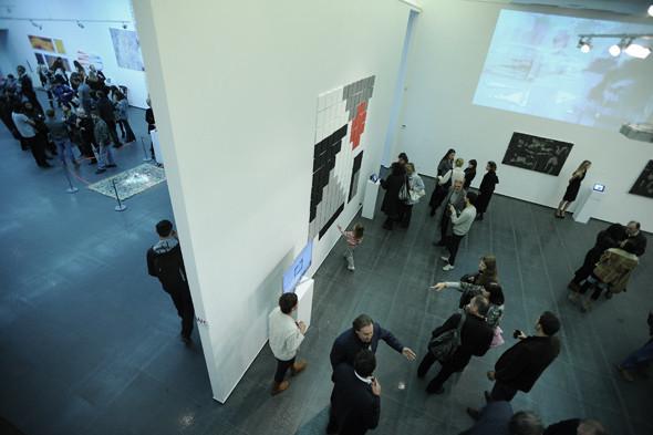 В Центре современного искусства «М17» провели эксперимент с мастерами инсталляций. Изображение № 5.