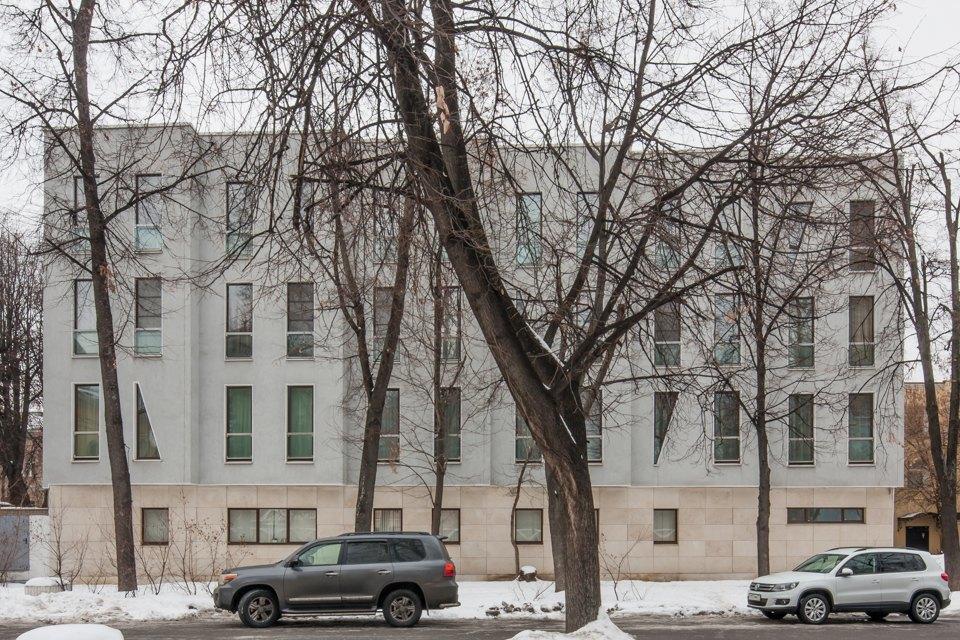 Нелужковский стиль: 5 удачных современных зданий вцентре Москвы. Изображение № 2.