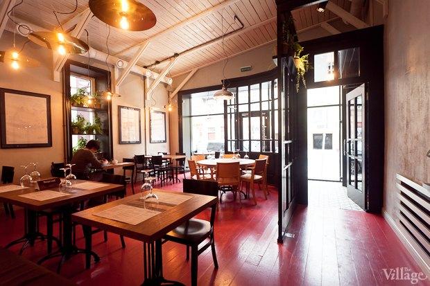 Новое место: Ресторан Schengen. Изображение № 6.