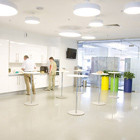 6 офисов интернет–компаний: Rambler, Yota, Mail.ru, «Яндекс», Google. Изображение № 20.