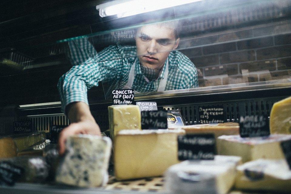 Переломный момент: Какбывший программист открыл первую вМоскве сырную лавку. Изображение № 5.