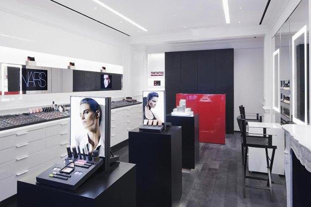 В Москве открывается магазин косметики Nars. Изображение № 1.
