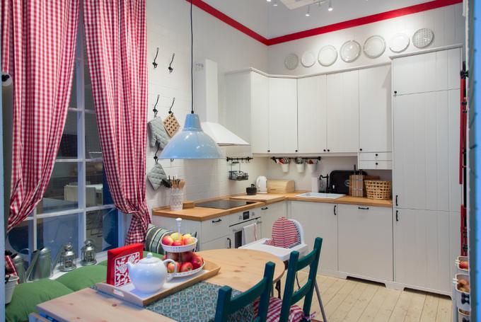 IKEA открыла «Вместокафе» наКаменноостровском проспекте . Изображение № 3.