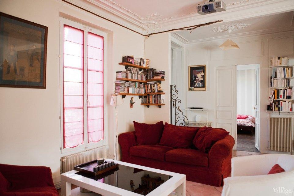 Квартиры мира (Париж): Дом в районе Монтрёй. Изображение № 9.