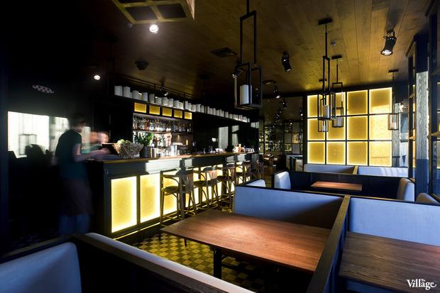 Новое место (Петербург): Ресторан-бар Solnce. Изображение №1.