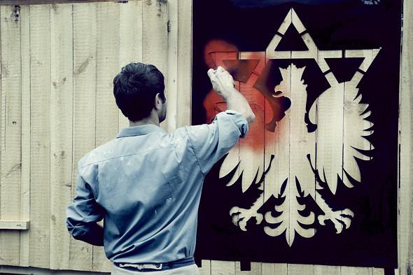 Изображение: Яэль Бартана (Израиль) «…и Европа будет потрясена». Изображение № 5.