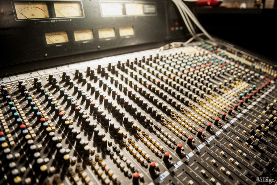 Интерьер недели (Киев): Студия звукозаписи The Most. Изображение № 15.