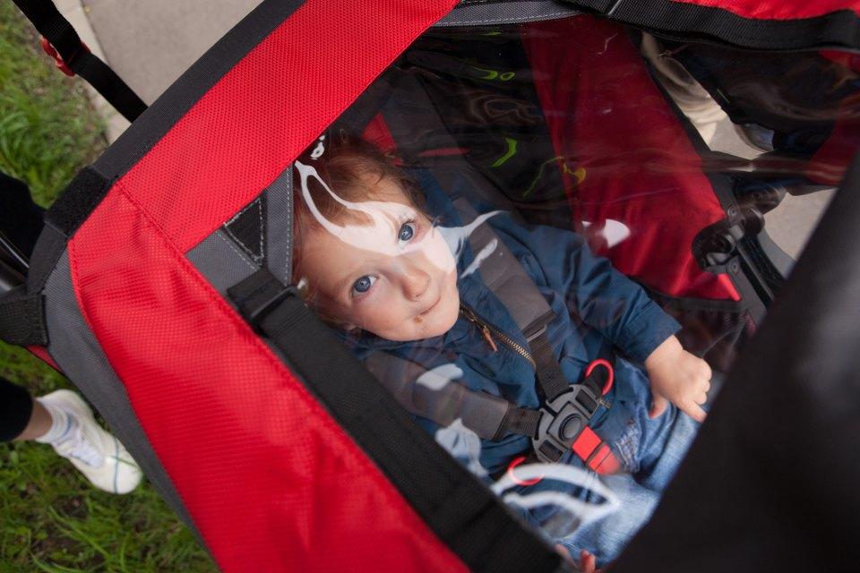 Беги, мама, беги: Тест-драйв детских колясок для бега. Изображение № 3.