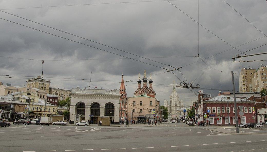 Таганская площадь. Изображение № 52.