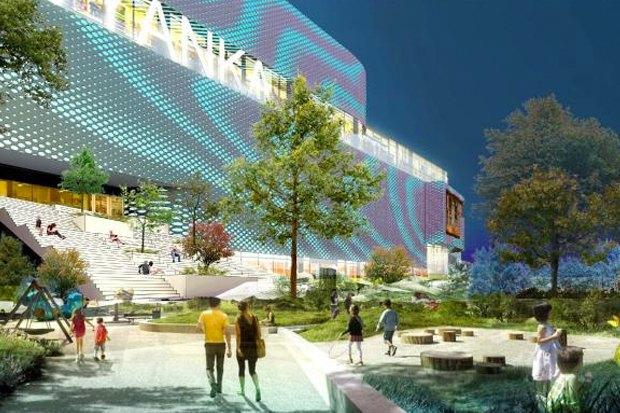 Торговые центры Москвы: 23 новых проекта. Изображение № 52.