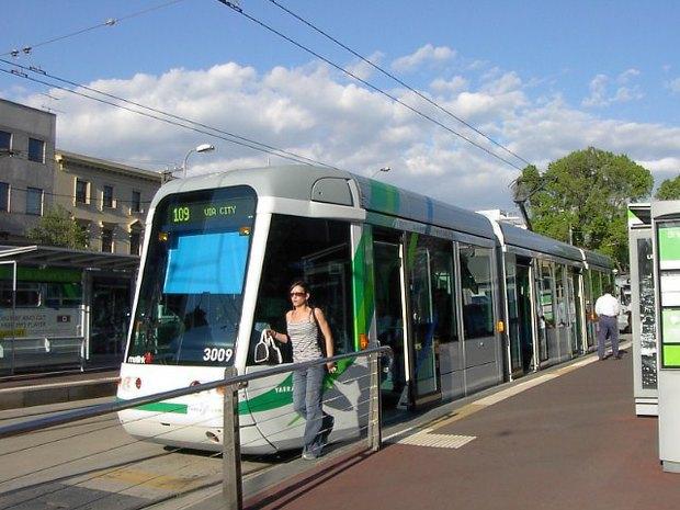 Трамвай Citadis от Alstom. Фото: «Википедия». Изображение № 1.
