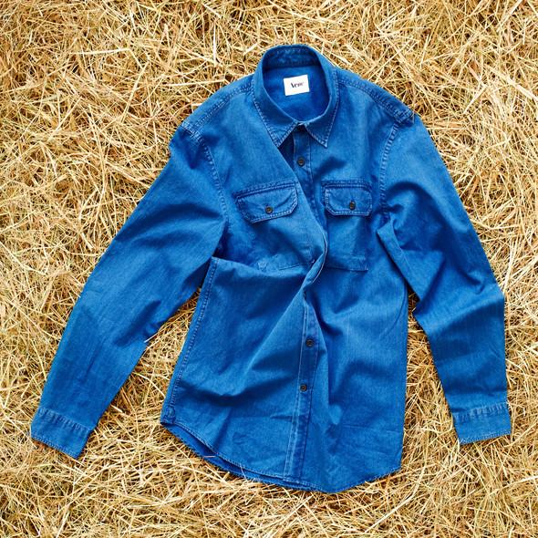 Вещи недели: 15 джинсовых рубашек. Изображение №10.