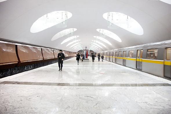 В Москве открылись три новые станции метро. Изображение № 4.