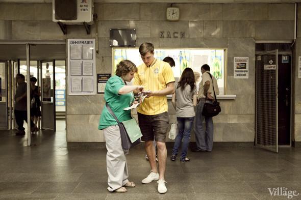 Люди в зелёном: Волонтёры — о гостях Евро-2012. Зображення № 25.