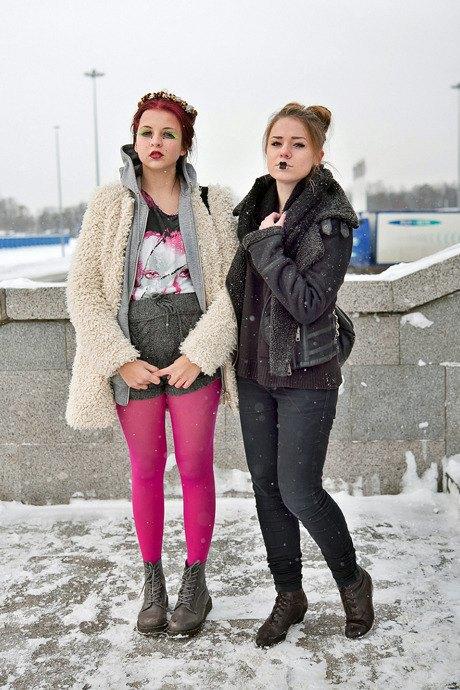 Люди в городе: Посетители концерта Lady Gaga в Москве и Петербурге. Изображение № 27.