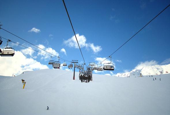 Изображение 7. Soelden. Альпийская Ибица.. Изображение № 12.