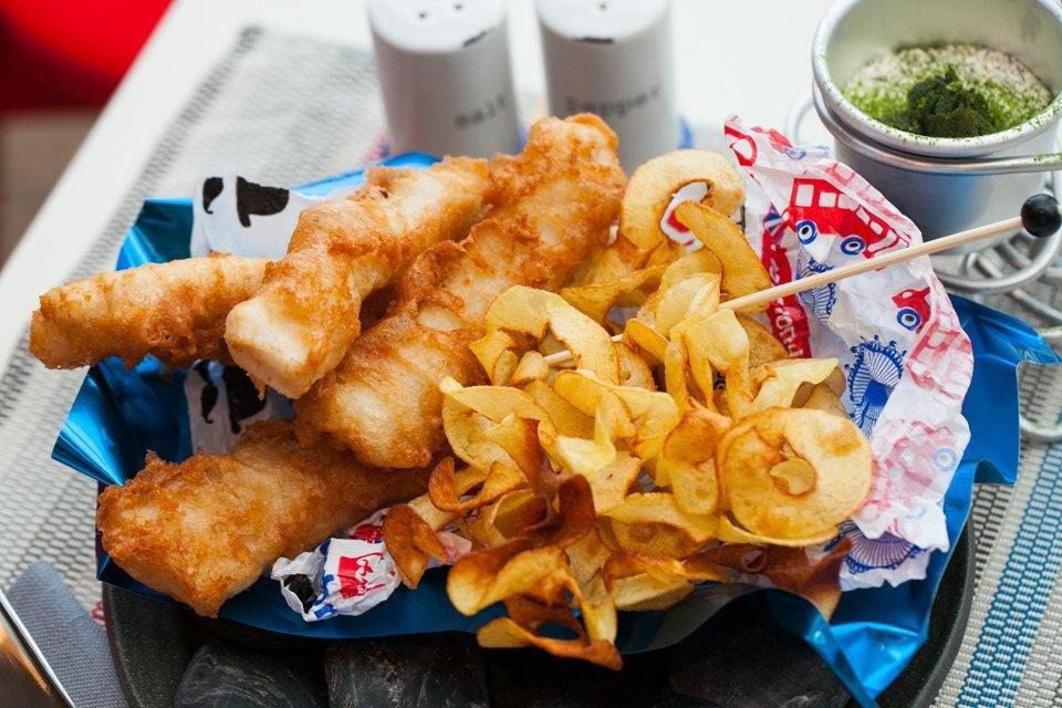 Fish&Chips — 390 рублей . Изображение № 26.