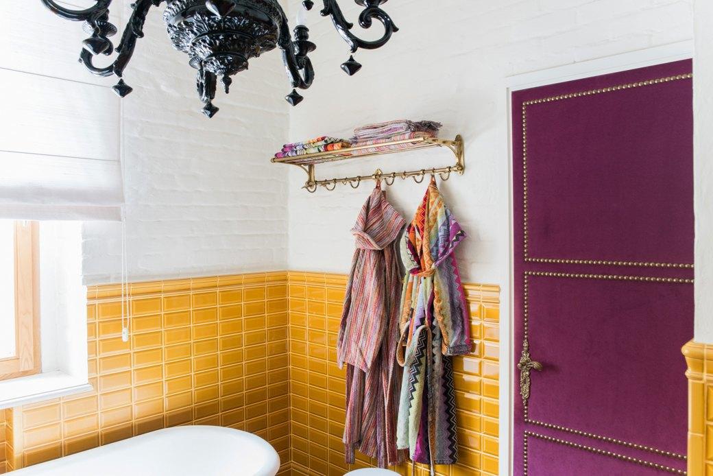 Квартира в Хамовниках с лепниной и ковром ручной работы . Изображение № 10.