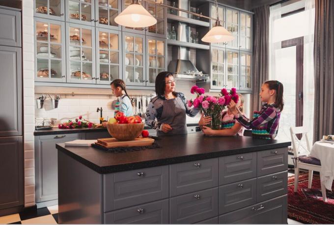IKEA открыла рабочее пространство «Вместокафе» на Житной улице. Изображение № 2.