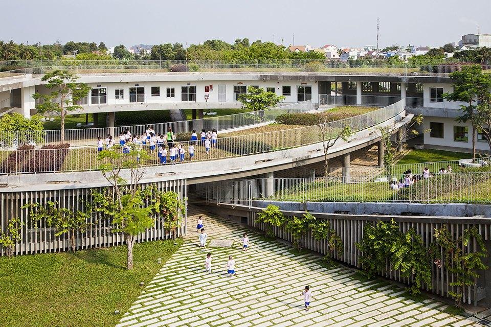 Почему детский сад для бедных семей— прообраз архитектуры будущего. Изображение № 4.