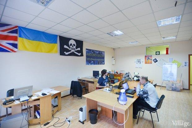 Рабочее место: 5 коворкингов в Киеве. Зображення № 48.