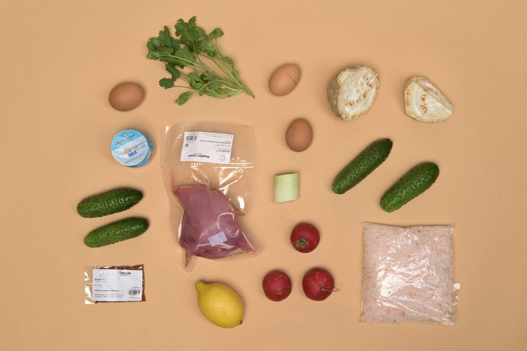The Village тестирует доставки конструкторов еды. Изображение № 7.