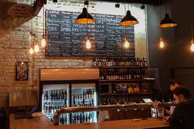 Заведения White Rabbit Family наДаниловском рынке, кафе «Рогалик» и бургерная «ПитерБургер». Изображение № 5.