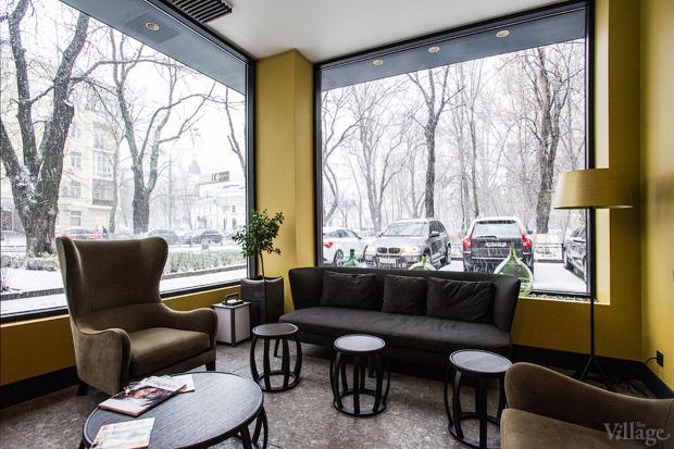 Новое место (Киев): Ресторан Graine de Moutarde. Зображення № 1.