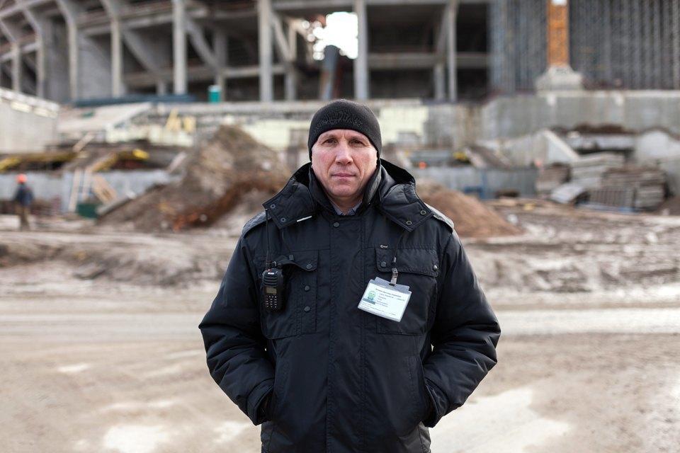 Кто строит cтадион «Зенит-Арена». Изображение № 4.