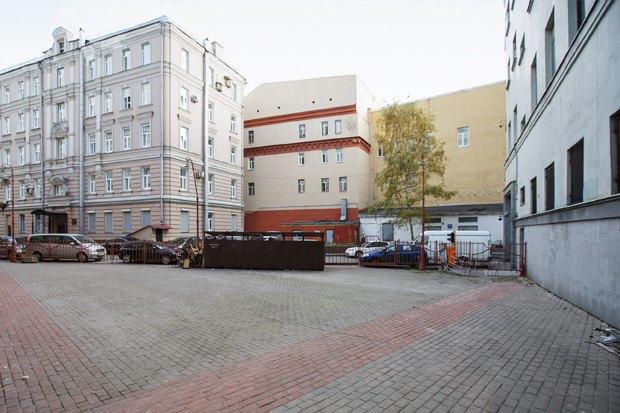 Чего хочет Москва: 6городских лавочек. Изображение № 12.