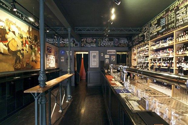 9 новых баров вПетербурге. Изображение № 5.