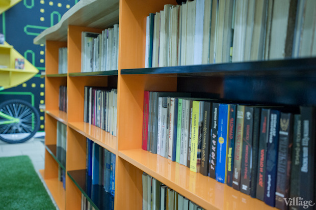 Новое место (Киев): Smart cafe BiblioTech. Зображення № 16.