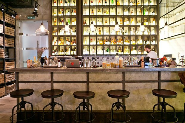 Ресторан «Фаренгейт» . Изображение № 39.