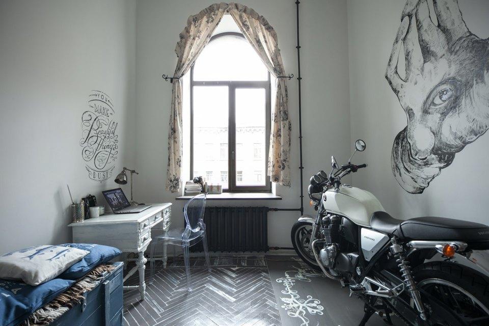 Квартира в историческом центре для молодой пары. Изображение № 12.