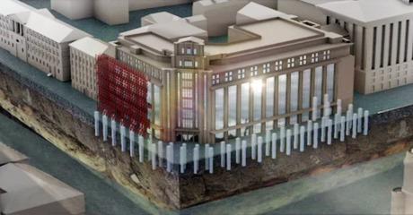 Владельцы ЦУМа объяснили, как будут реконструировать здание . Зображення № 1.