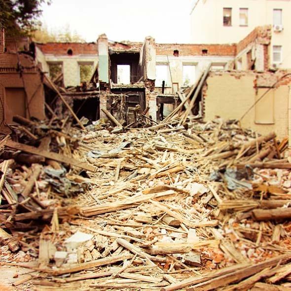 В зоне риска: жилой дом в Большом Козихинском переулке. Изображение № 2.