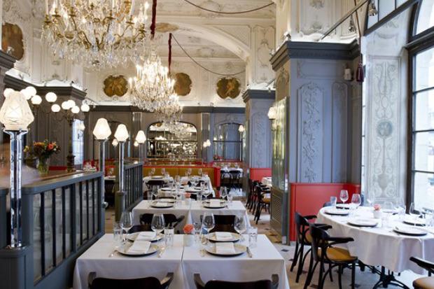 На месте ресторана The Most открылось заведение Александра Мамута . Изображение № 6.
