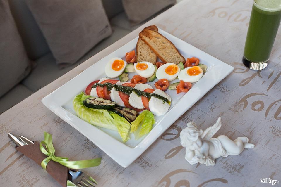 Никогда не поздно:17 мест, где завтракают после полудня. Изображение №5.