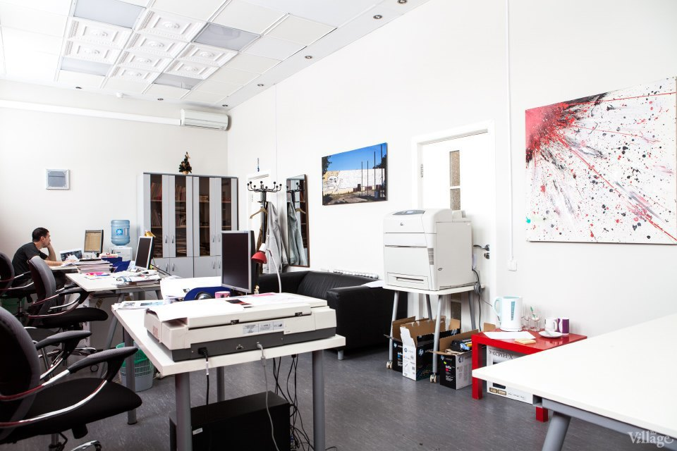 Офис недели (Москва): Администрация «Винзавода». Изображение № 19.