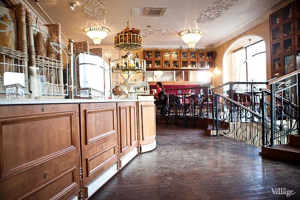 Новое место (Петербург): Ресторан-кондитерская Du Nord 1834. Изображение № 1.